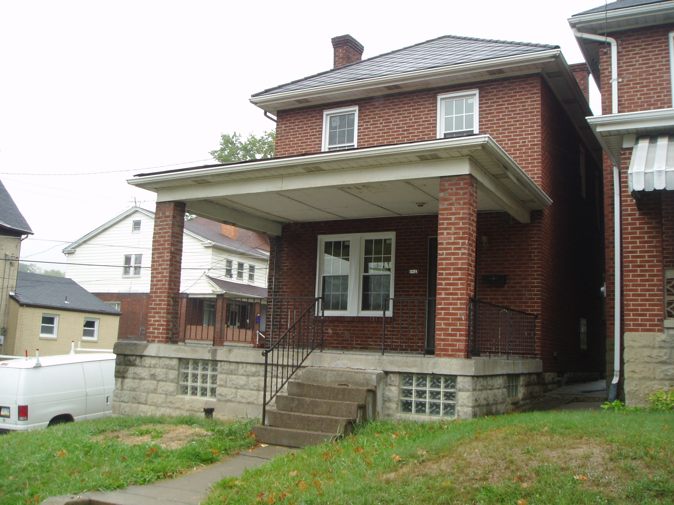 534 Overbrook Blvd  Pittsburgh PA 15210   3 bedrooms  2 baths and 1 1 2  bath  1 car integral garage  finished basement  Rent  850 00 Sale price   84 900 00. We buy homes  Quick Cash  Rent to own